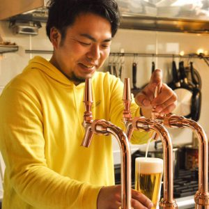 第五回クラウドファンディングセミナーはゲスト講師にパーフェクトビール藤沼正俊様をお招きして開催いたします。